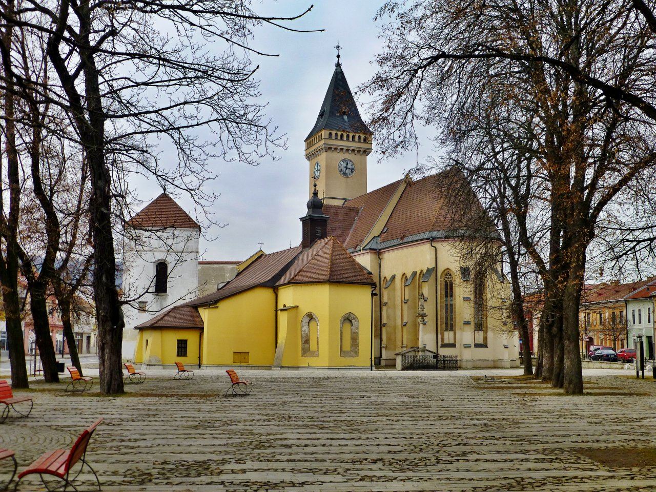 Sabinov, Best places to visit in Slovakia – 12