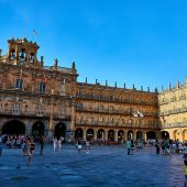 Salamanca, Cities in Spain