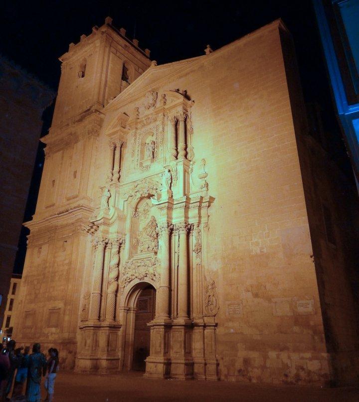 Santa María Basilica of Elche, Spain