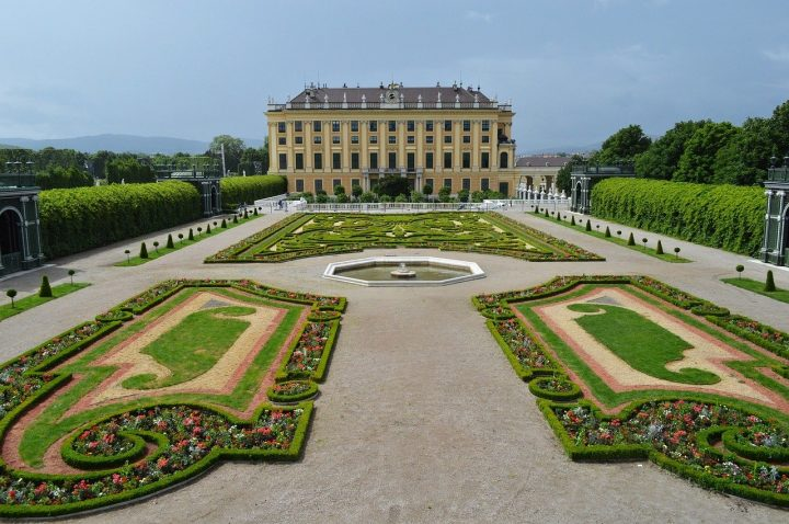 Schonbrunn Palace, Best Places to Visit in Austria