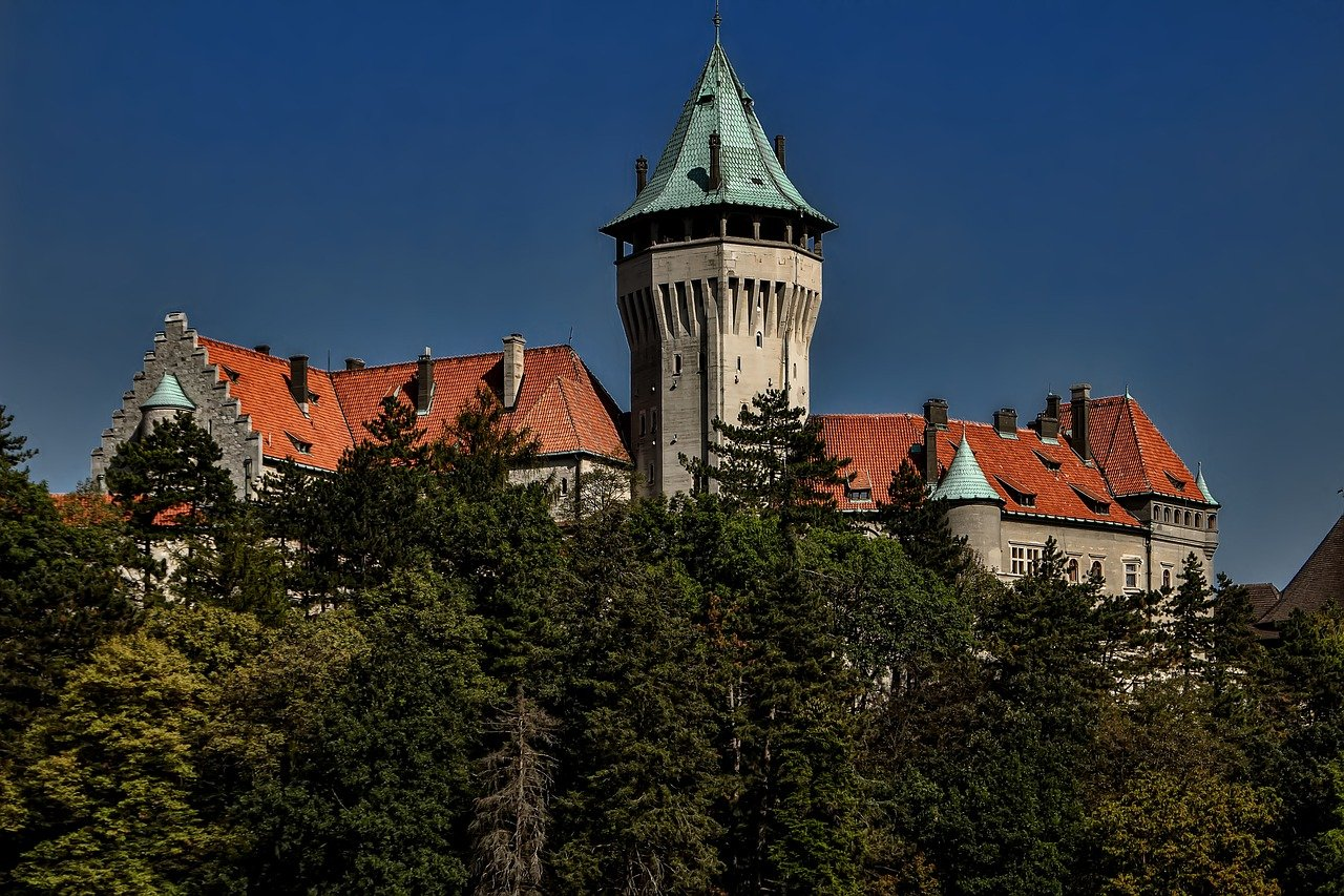 Smolenice Chateau, Best places to visit in Slovakia