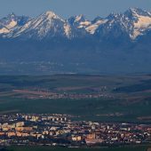 Spisska Nova Ves at the foot of the High Tatra Mountains, Best places to visit in Slovakia