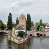 Strasbourg, Cities in France