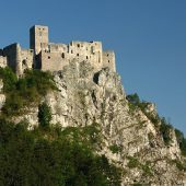 Strecno Castle, Best places to visit in Slovakia