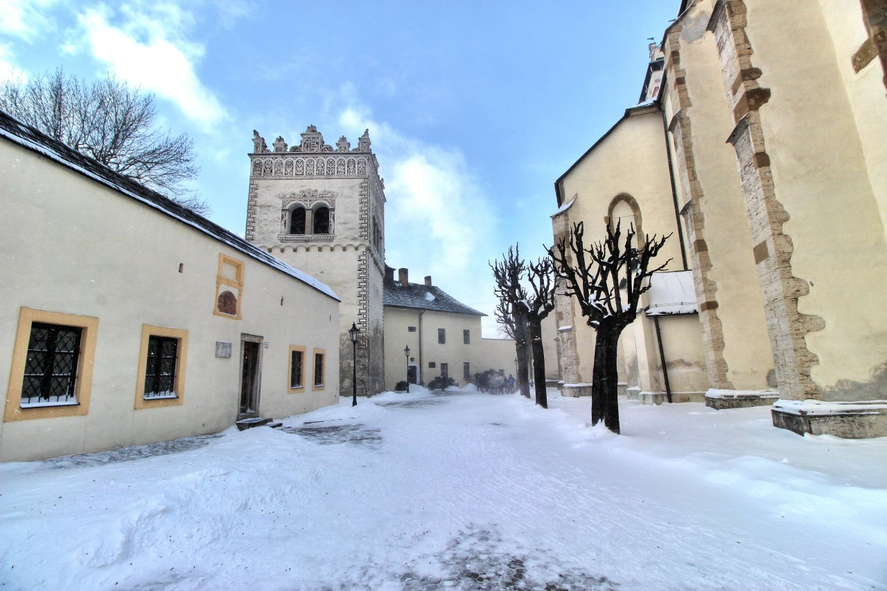 Streets in Kezmarok, Best places to visit in Slovakia 2