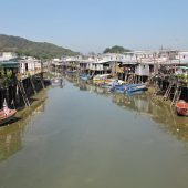Tai O Village, Hong Kong