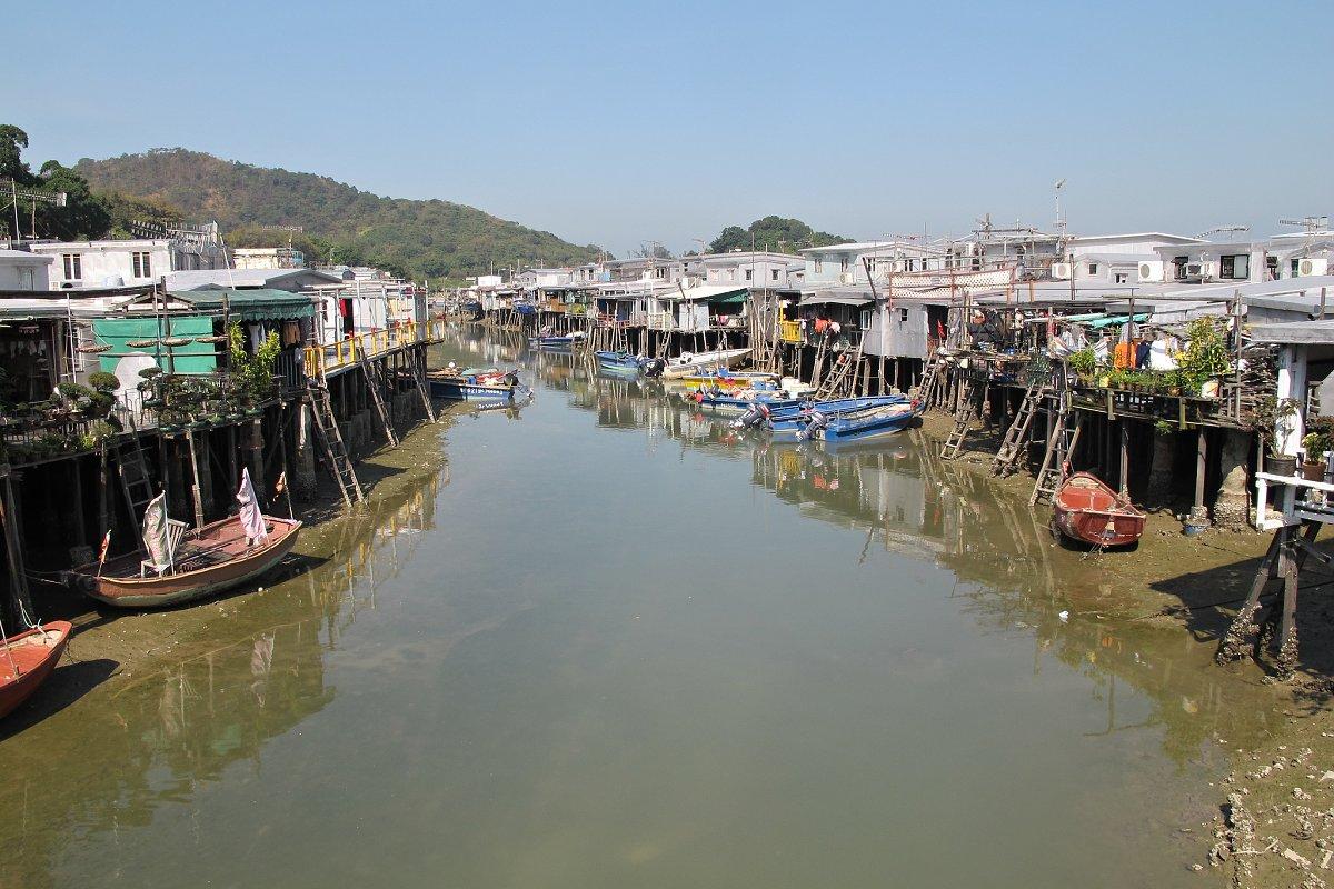 Tai O Village, Places to Visit in Hong Kong