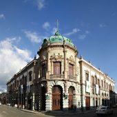 The Macedonio Alcala Theater in Oaxaca de Juarez, Oaxaca, Visit Mexico