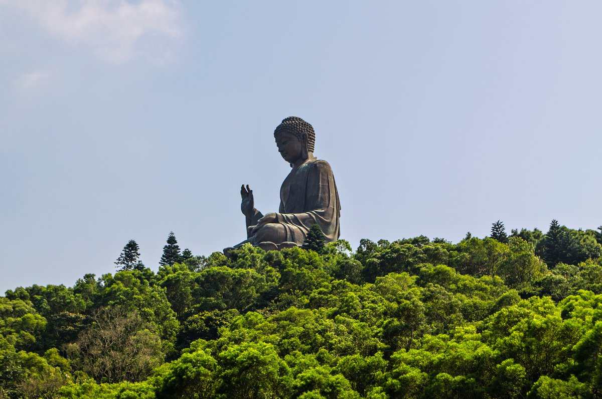 Tian Tan Buddha, Places to Visit in Hong Kong