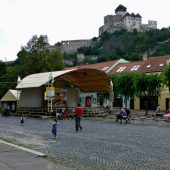 Trencin Castle, Best places to visit in Slovakia
