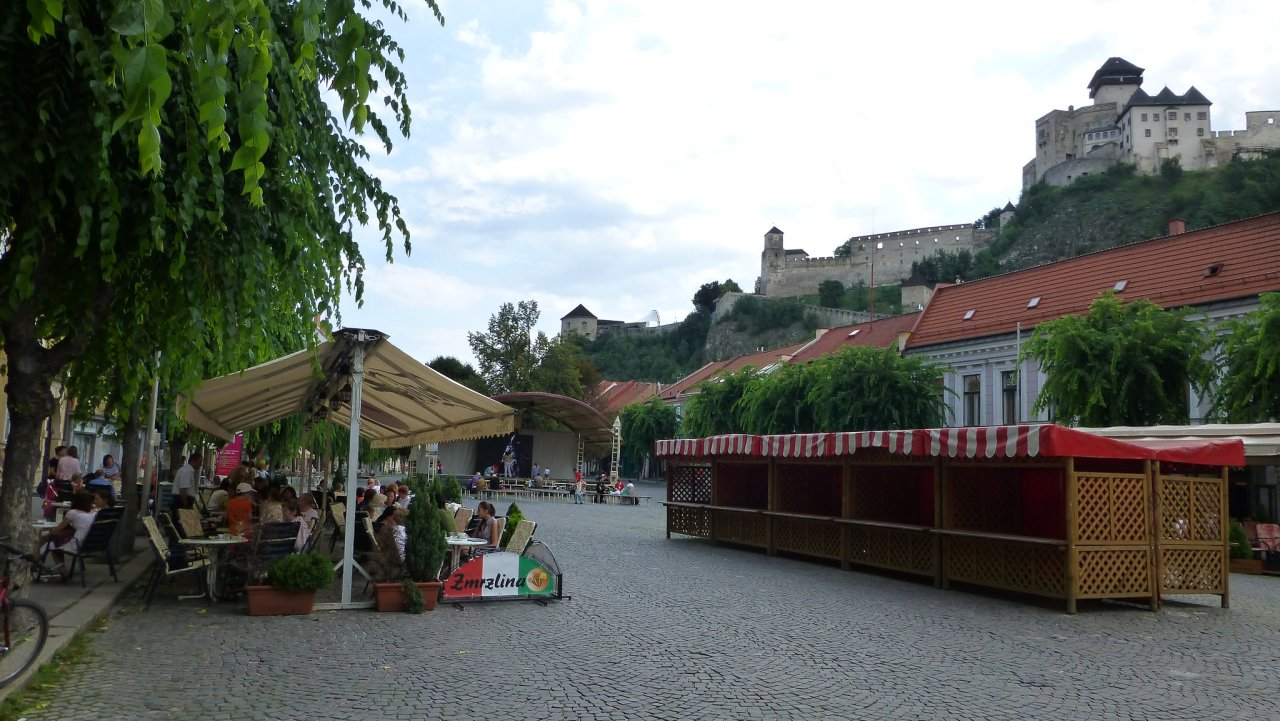 Trencin, Best places to visit in Slovakia – 1