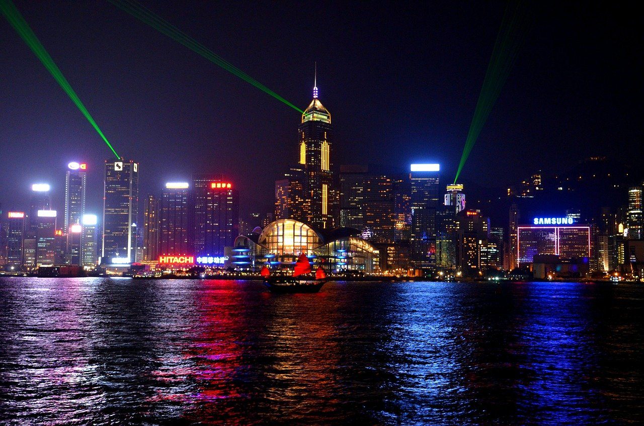 Victoria Harbor & Symphony of Lights, Places to Visit in Hong Kong