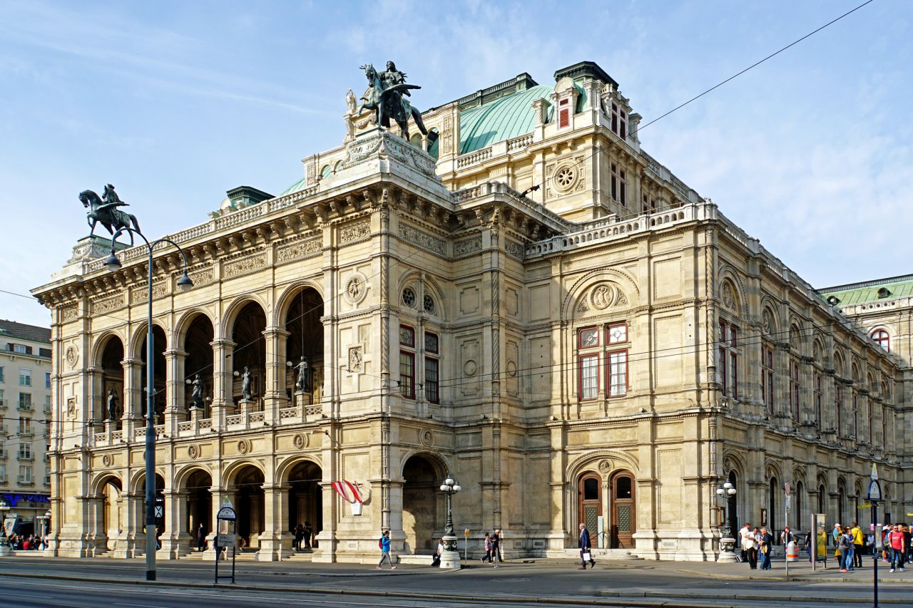 Vienna State Opera, Best Places to Visit in Austria