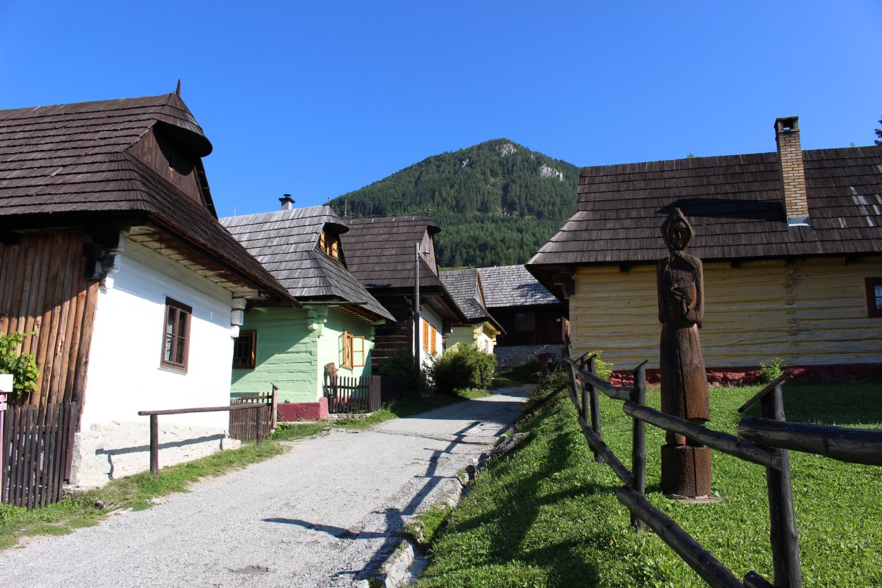 Vlkolínec, Best places to visit in Slovakia