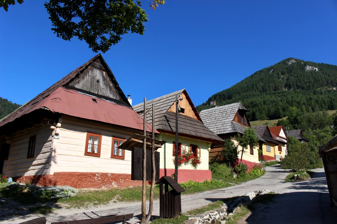 Vlkolinec, Best places to visit in Slovakia – 2