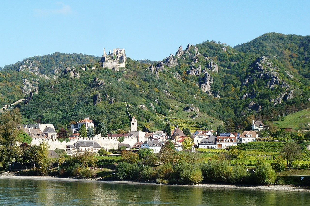 Wachau valley, Best places to visit in Austria
