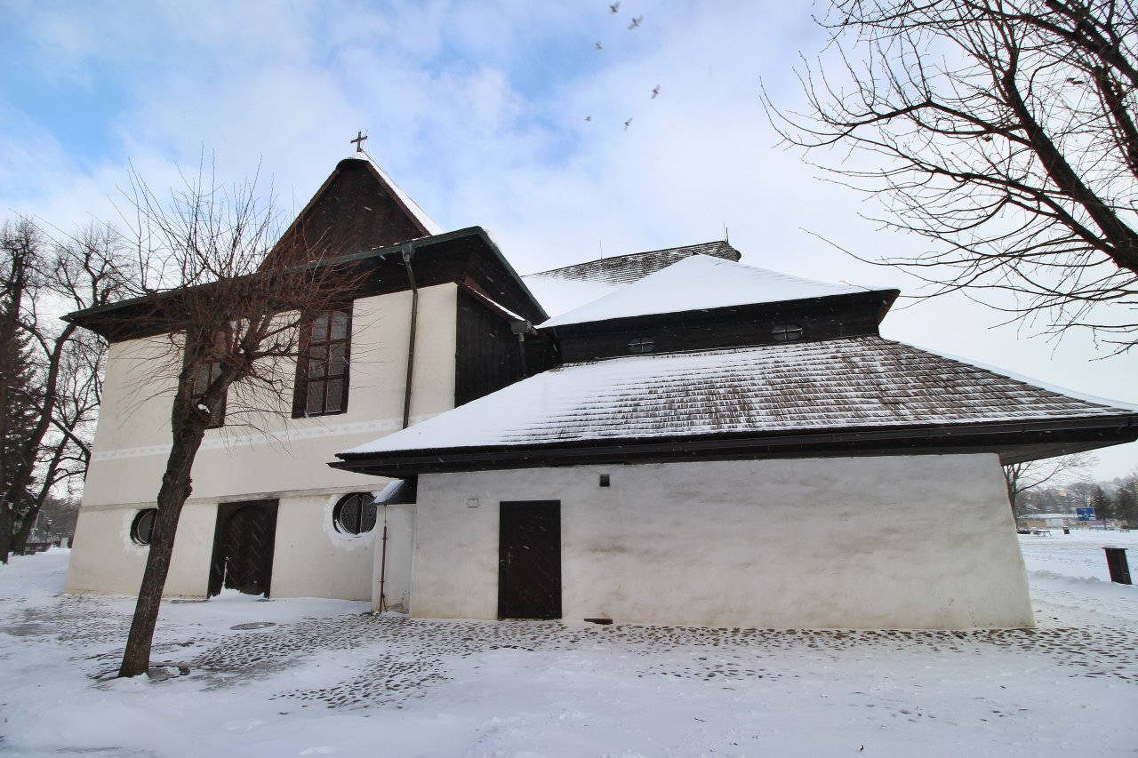 Wooden UNESCO Church in Kezmarok, Best places to visit in Slovakia