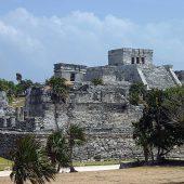 tulum - Pyramid El Castillo (The Castle), Visit Mexico