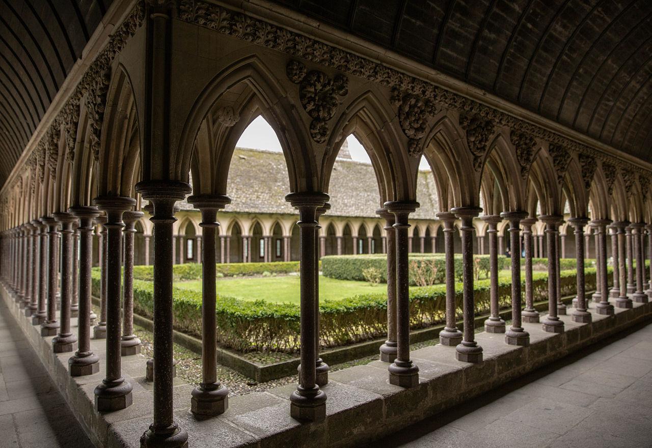 Abbaye du Mont-Saint-Michel, Cities in France