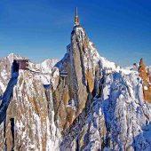 Aiguille du Midi, Chamonix-Mont-Blanc, France