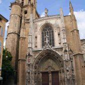 Aix Cathedral, Aix-en-Provence, France