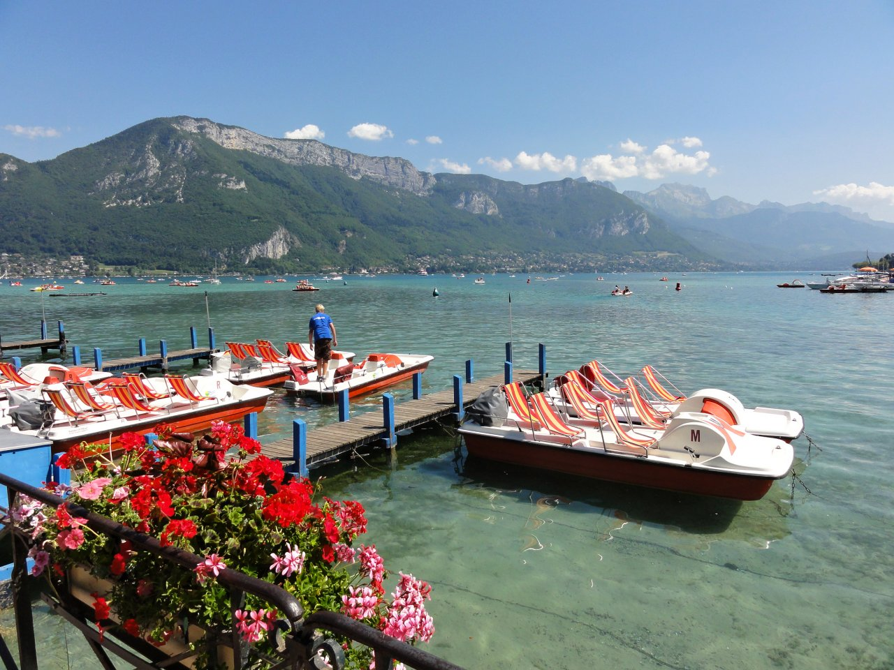 Annecy, Cities in France