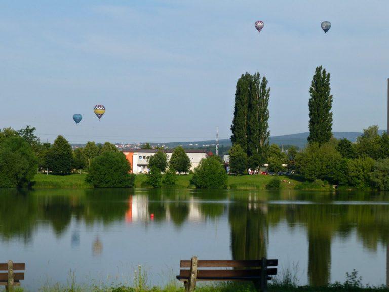 Balloon Fiesta 2016 in Kosice, Slovakia