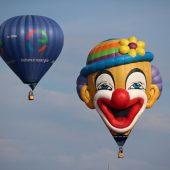 Balloon Fiesta 2018 in Kosice, Slovakia - 1
