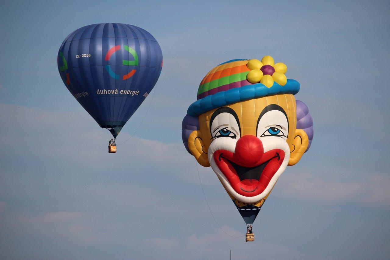 Balloon Fiesta 2018 in Kosice, Slovakia – 1