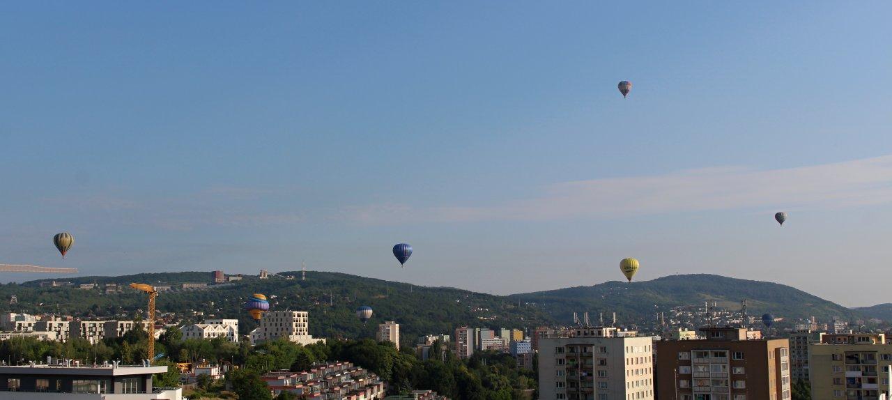 Balloon Fiesta 2018 in Kosice, Slovakia – 2