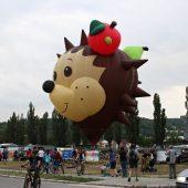 Balloon Fiesta 2018 in Kosice, Slovakia - 4