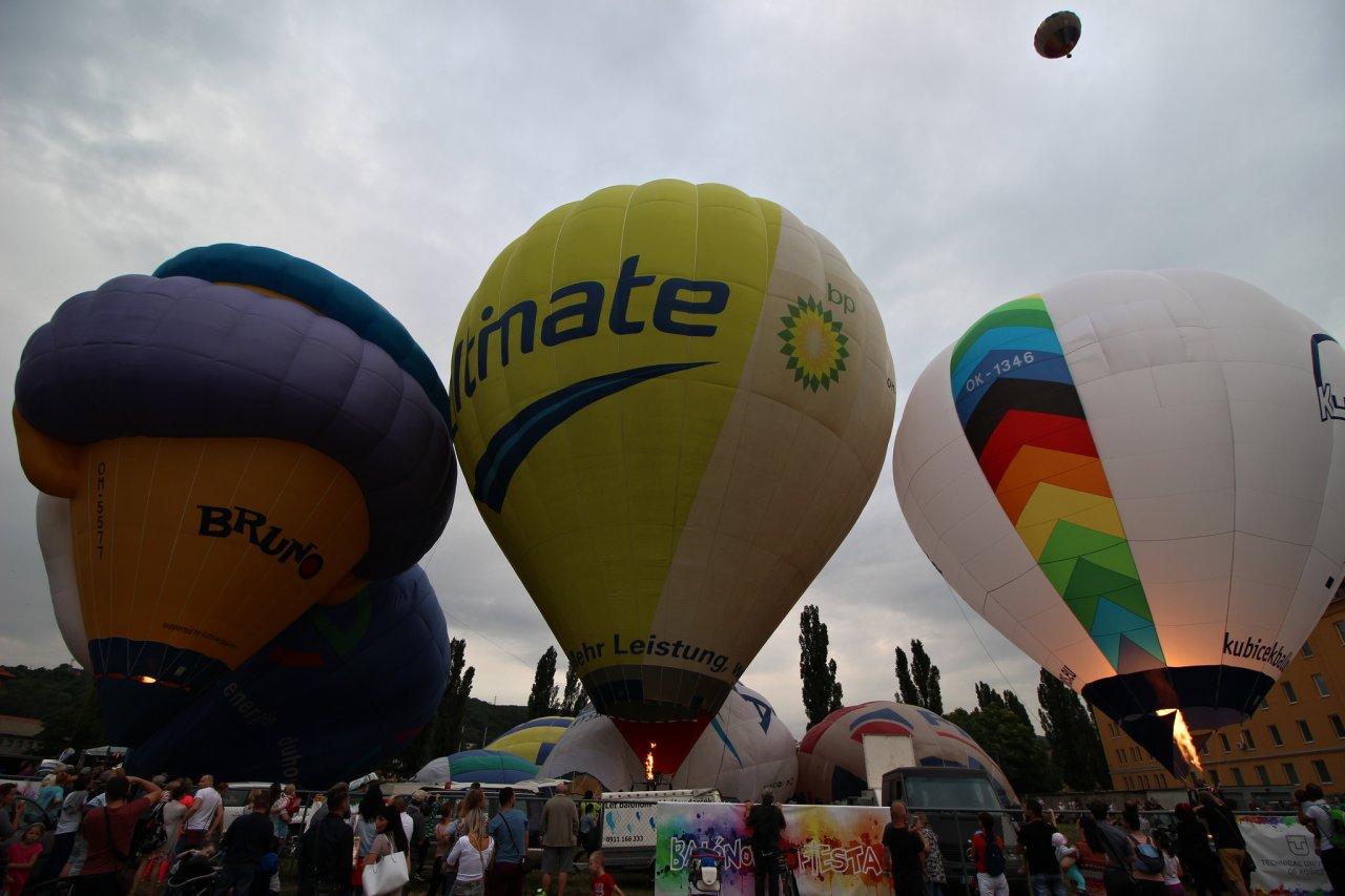 Balloon Fiesta 2018 in Kosice, Slovakia – 5