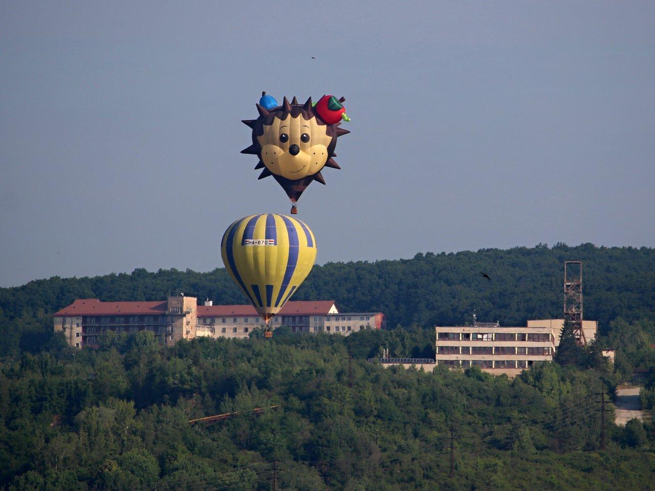 Balloon Fiesta 2018 in Kosice, Slovakia – 7