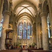 Basilica of Saints Nazarius and Celsus, Carcassonne, France