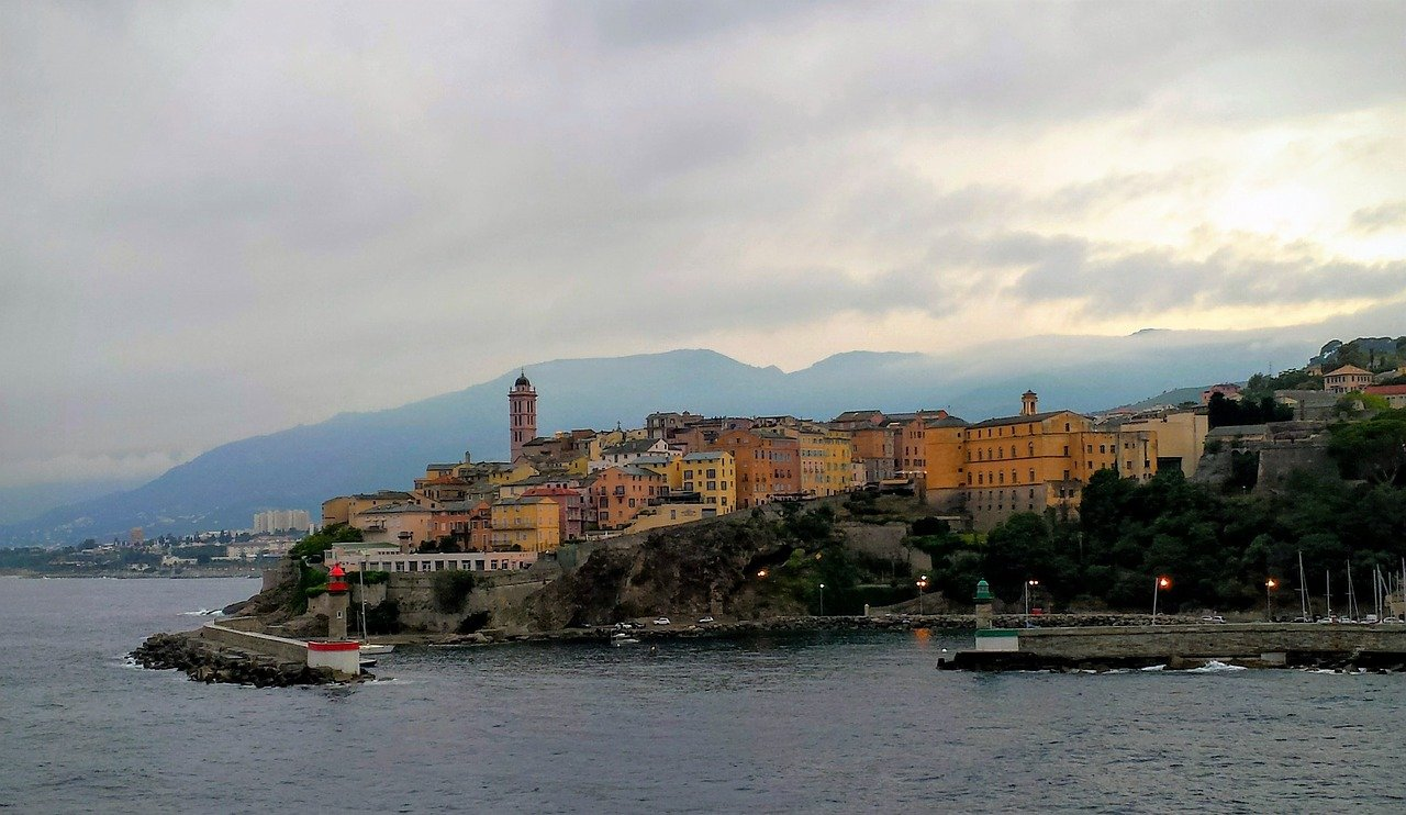 Bastia, Corsica, Cities in France