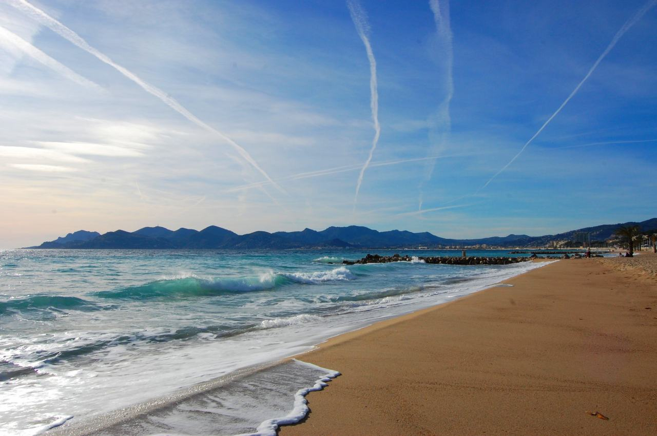 Beaches, Cannes, France