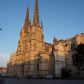 Bordeaux Cathedral, Bordeaux, France