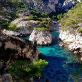Calanques National Park, Marseille, France