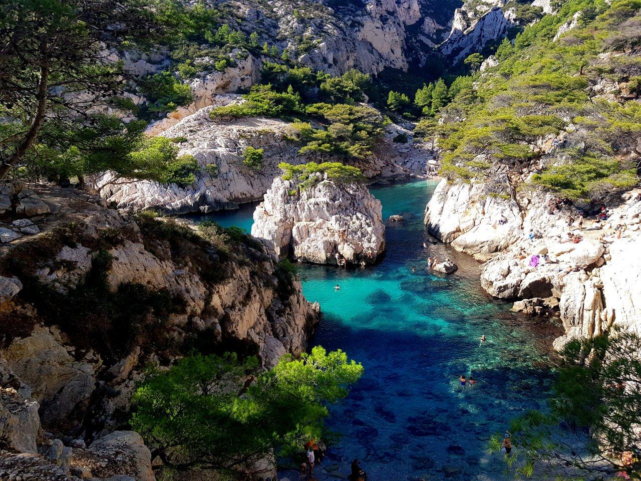 Calanques National Park, Marseille, France