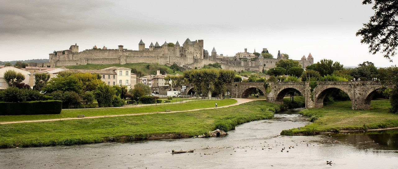 Carcassonne, Cities in France