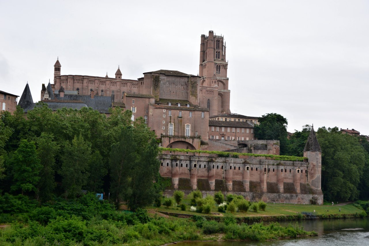 Cathedral of Saint Cecilia, Albi, Cities in France