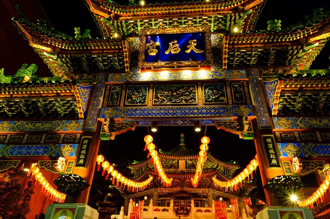 Chinatown, Yokohama, Visit Japan – Places to visit in Japan