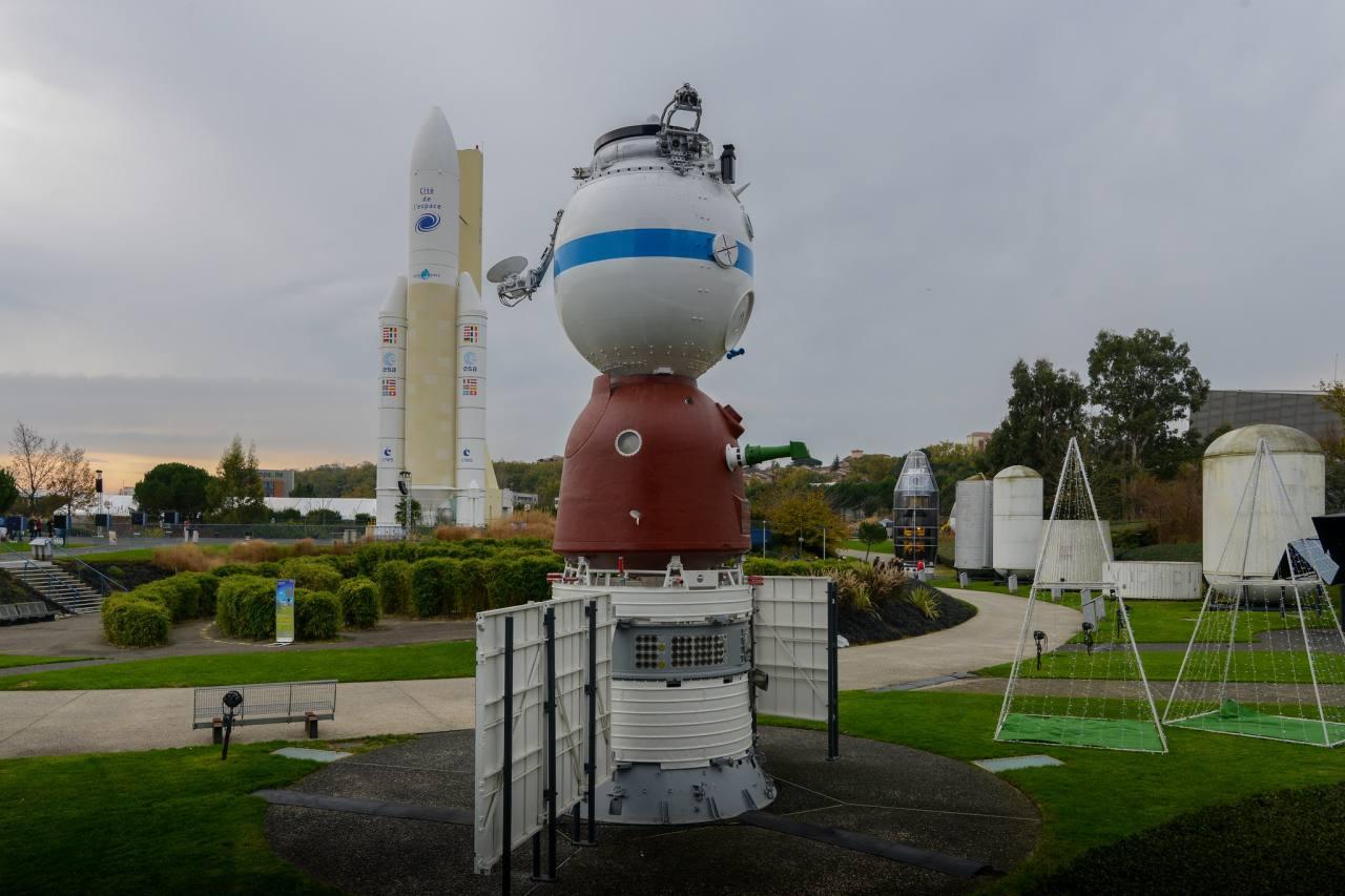 Cité de l'espace, Toulouse, France