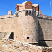 Citadel of St. Tropez, France