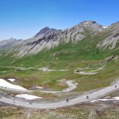 Col Agnel, Saint-Veran, Cities in France