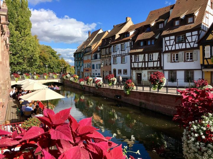Colmar, Cities in France