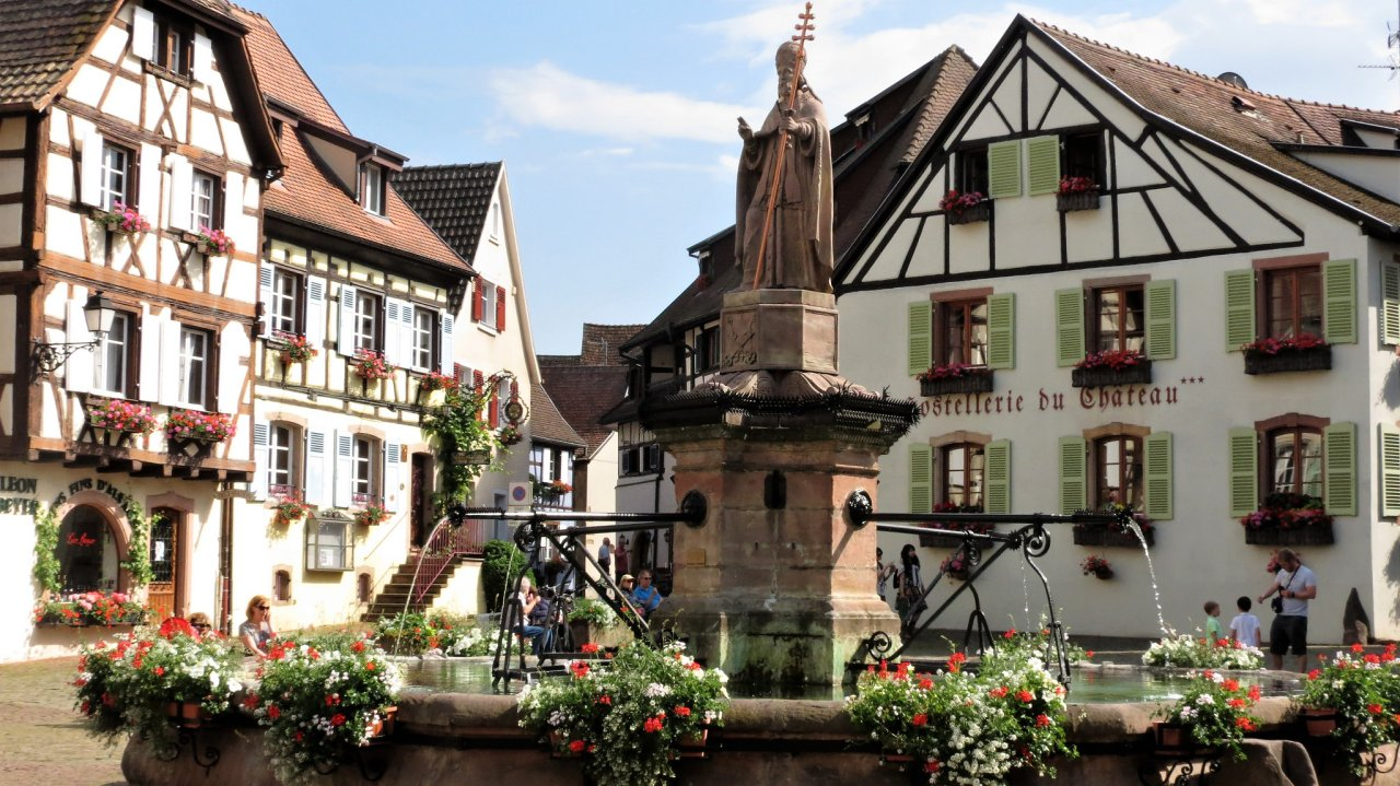 Eguisheim, Cities in France