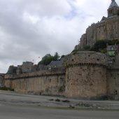 Fortifications du Mont-Saint-Michel, France
