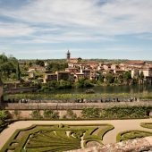 Gaillac, Cities in France