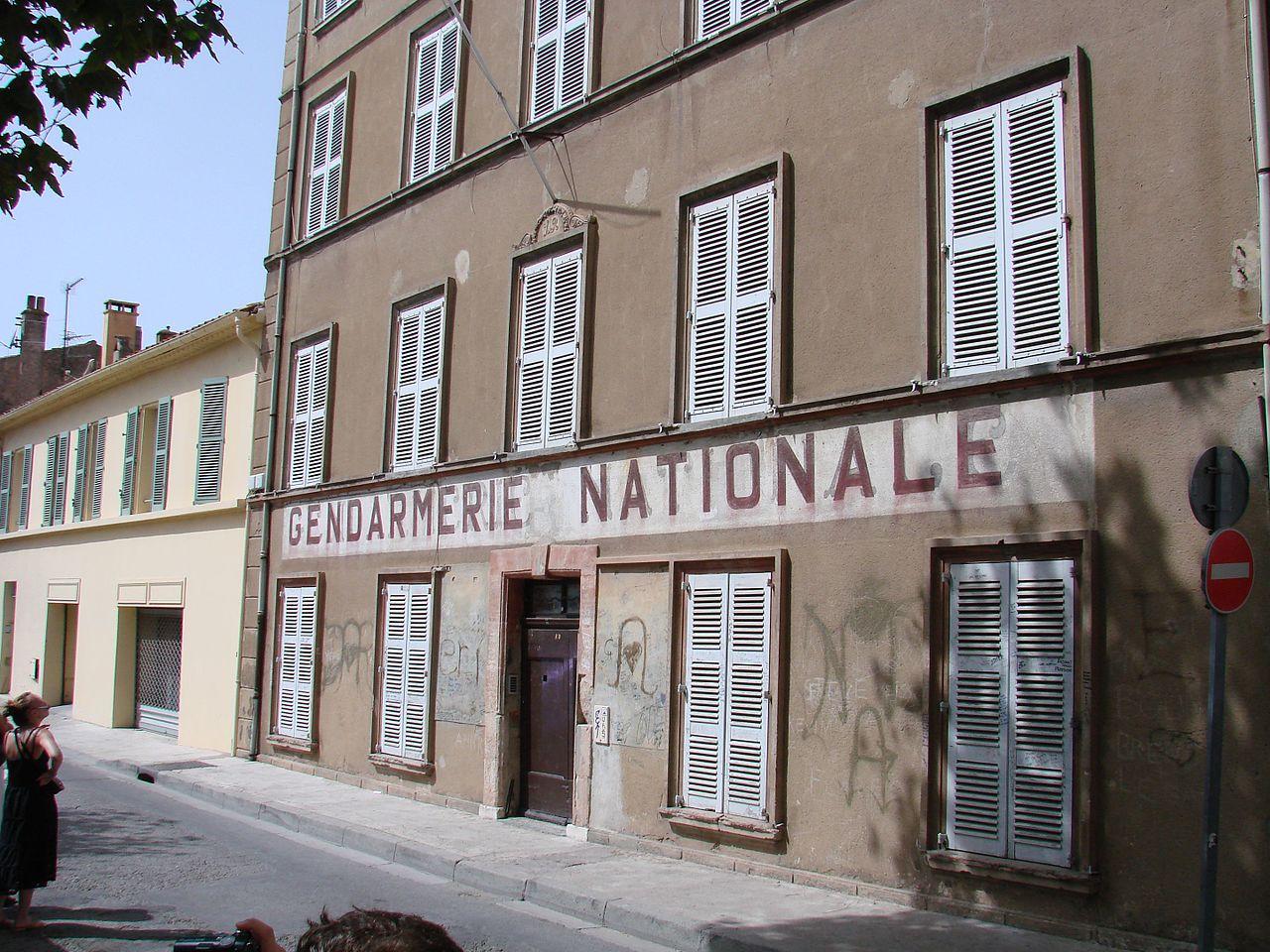 Gendarmerie Nationale, Saint-Tropez, France